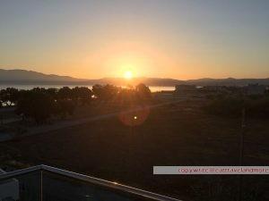 Sonnenaufgang in Kissamos