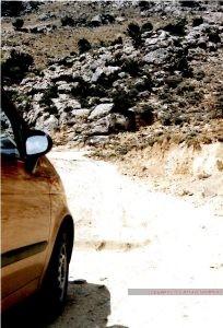 old greek road