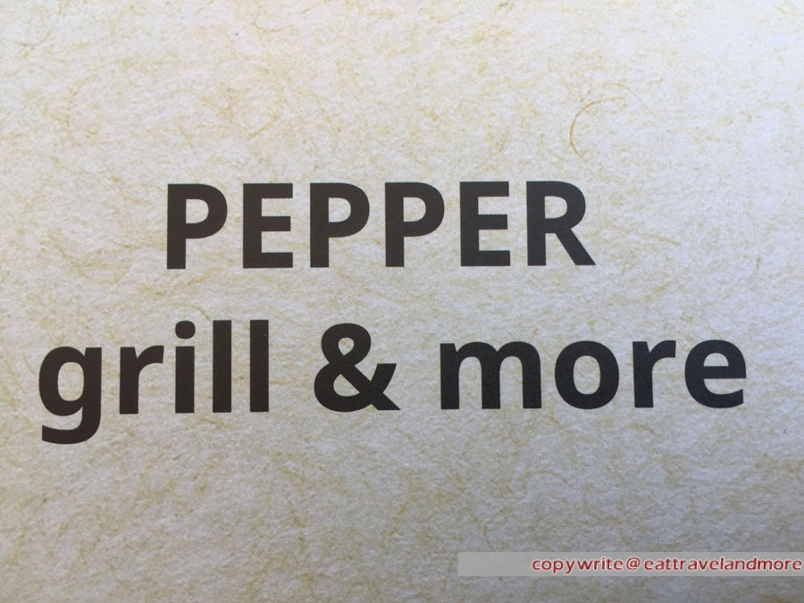 Pepper - Grill and More