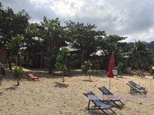 Mae Haad Beach heute