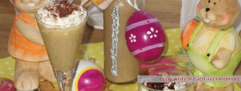 Eierfliplikör - Happy Easter